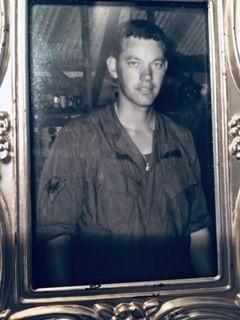 Me in Vietnam, 1968.
