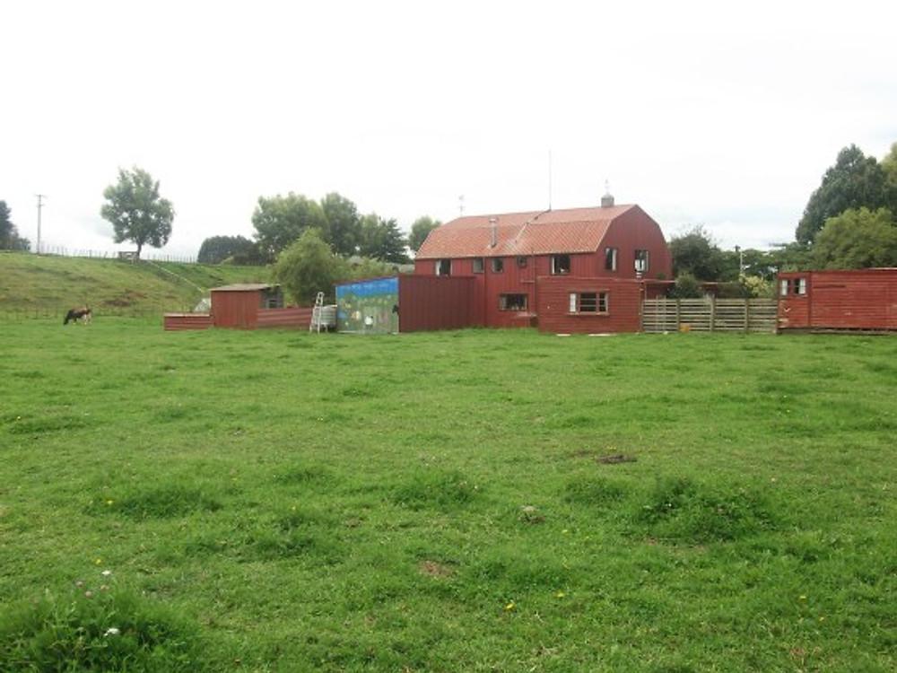 Our farm house.
