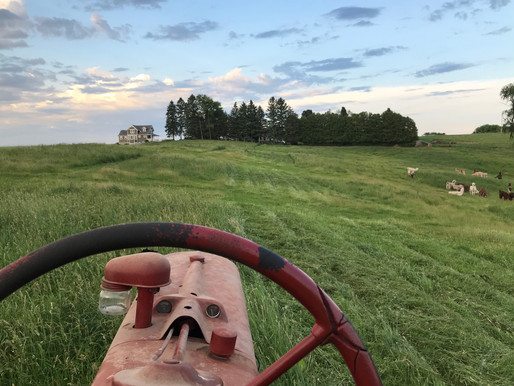 Stepping into Big Farming Boots
