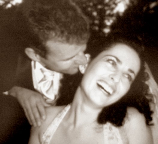 Married the love of my life, April 13, 2002.