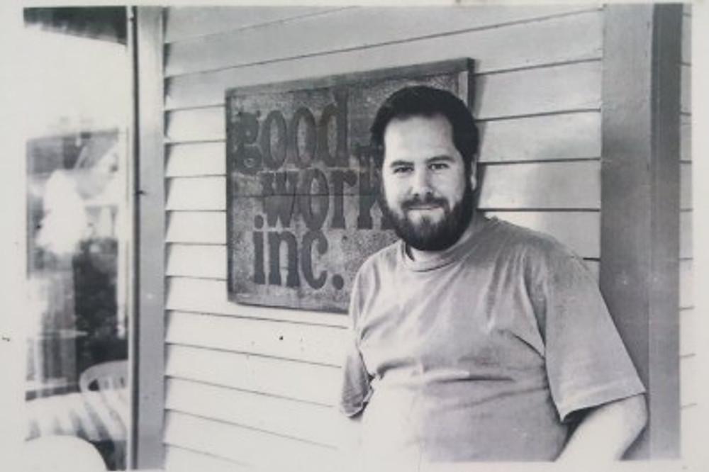 Me, c. 1985.