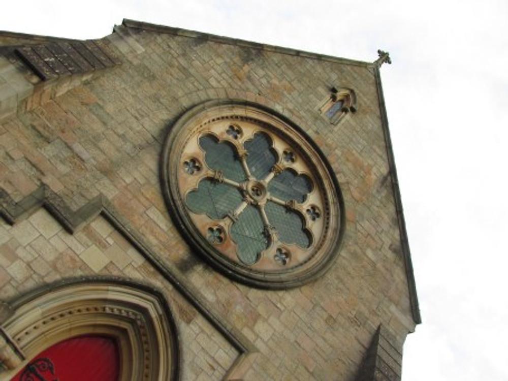 My church in Glasgow.