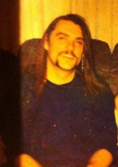 Me, 1989.