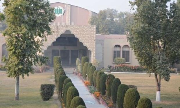 My school, the Army Public School of Peshwar | Photo taken by Sokaniwaal