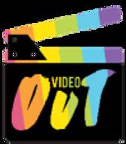 VideoOut logo