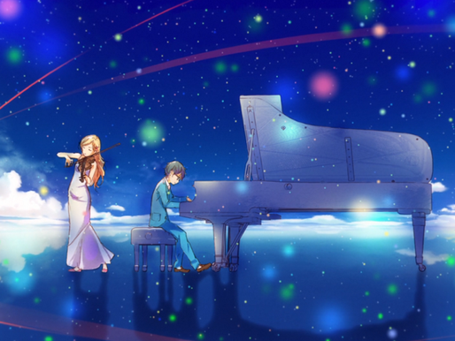 "Music That Heals; A Look at ""Your Lie In April"""