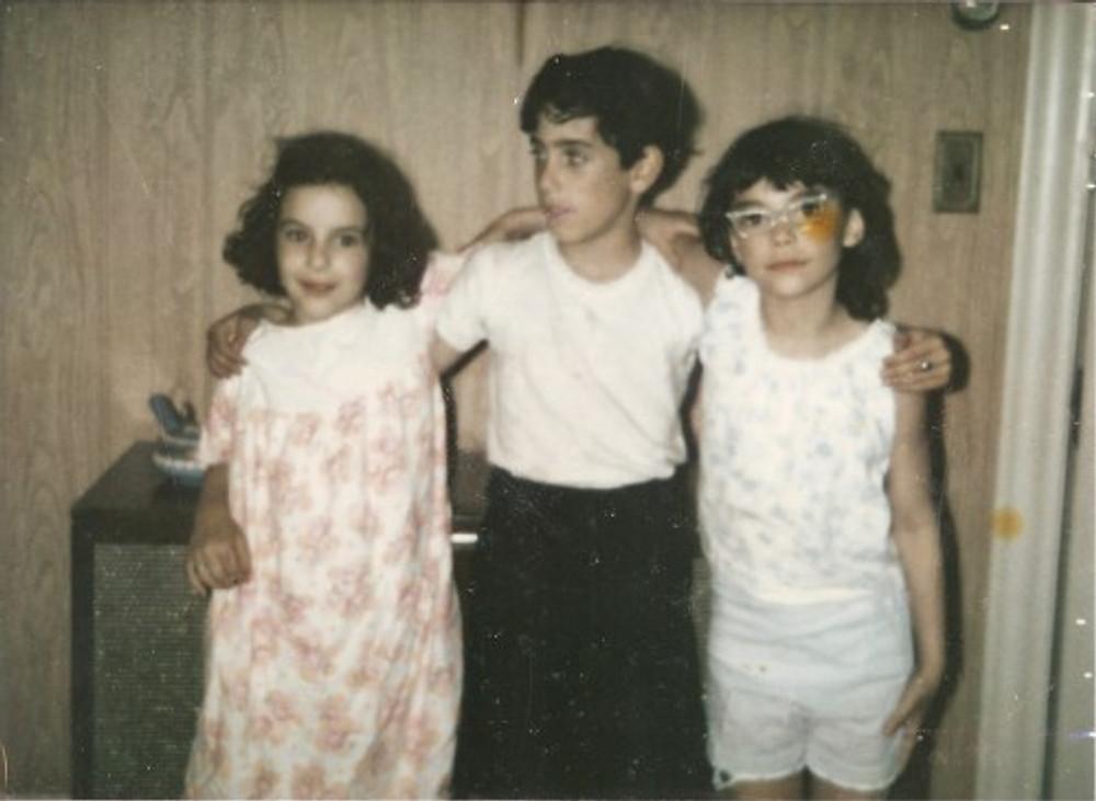 My kids: Dawn, David, Tammi.