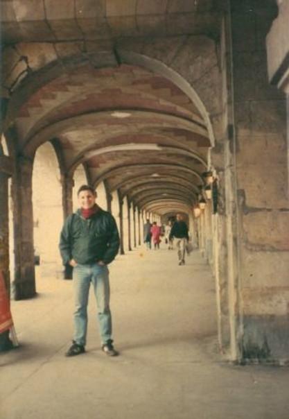 Me in Paris, 1991.