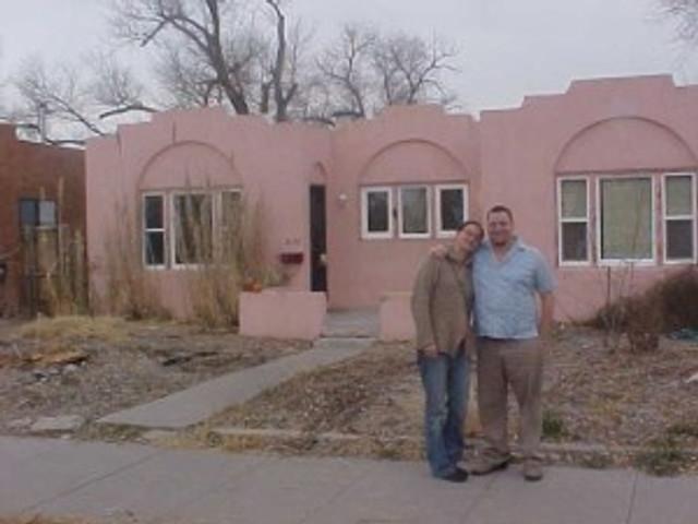 In Albuquerque, New Mexico, 2006.
