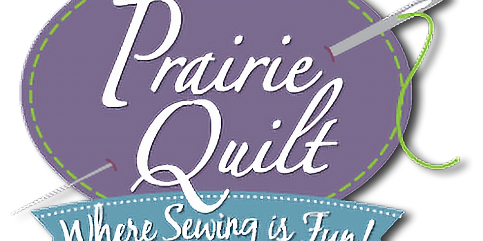 Handi Quilter Hands-On Event with Prairie Quilt