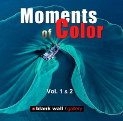 """"""" Moments of Color """"_Book_Exhibition Catalogue"""