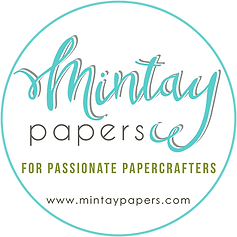 Mintay Paper Collections/ The Lavender Blue Paperie/ Papercrafts and Card Making Essentials