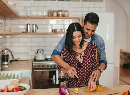 Weight loss spreads within couples in 'ripple effect'