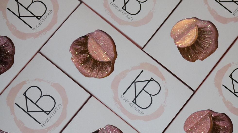 10 Khadija's Beauty Eyelash MUA Bundle