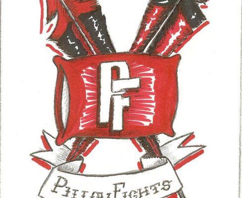 Pillow Fights Logo
