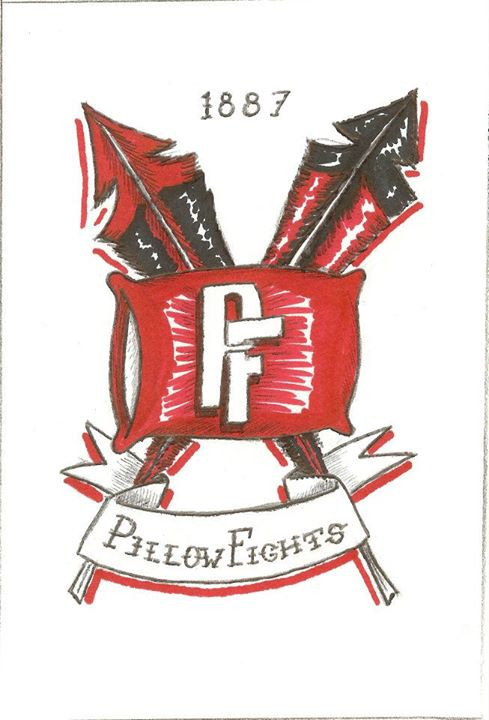 Pillow Fights Logo
