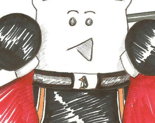 Paulie Penguin - Pillow Fights