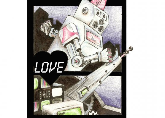 Robots Love Lasers
