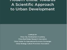 City and Citizens in Modern China: Towards A Scientific Approach to Urban Development