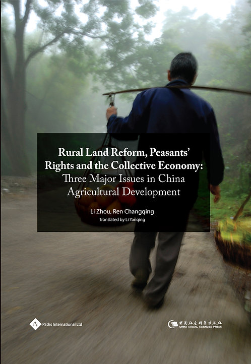 Ebook-Rural Land Reform, Peasants' Rights and the Collective Economy