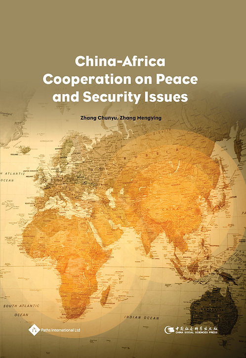 Ebook-China-Africa Cooperation on Peace and Security Issues