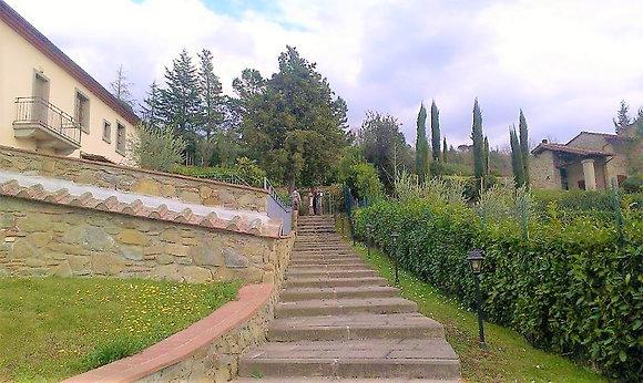 Bilocale con giardino per investimento