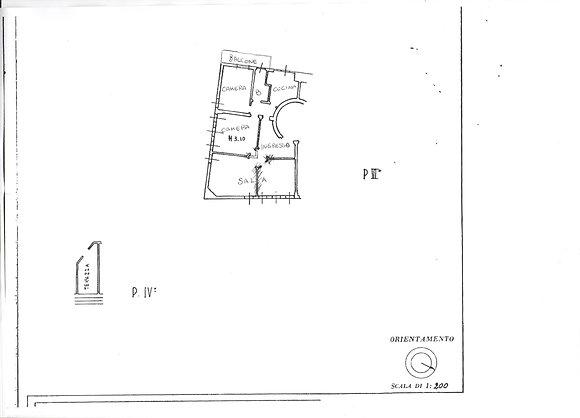Appartamento da rimodernare pressi Stazione