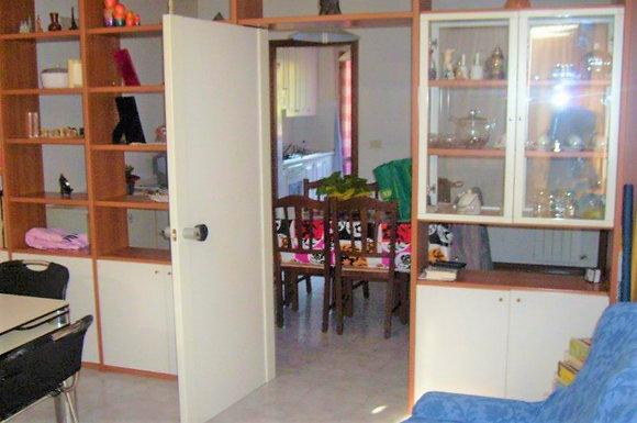 Appartamento con mansarda e garage doppio