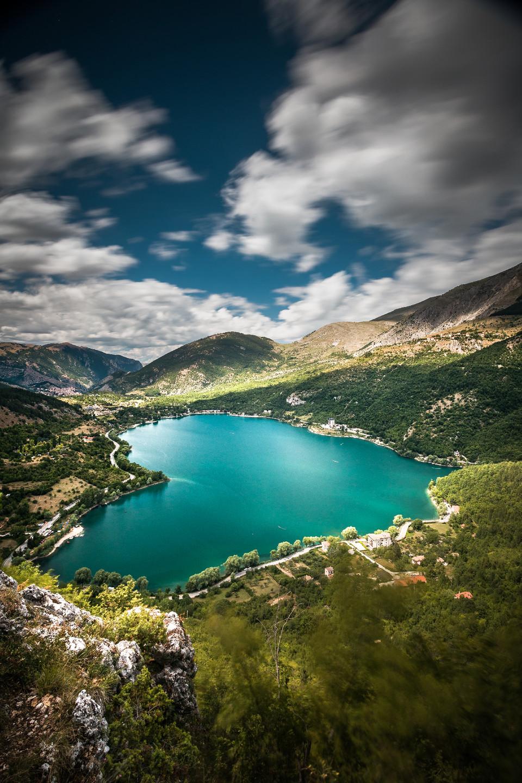 Lago di Scanno - Foto di Pietro Camardella