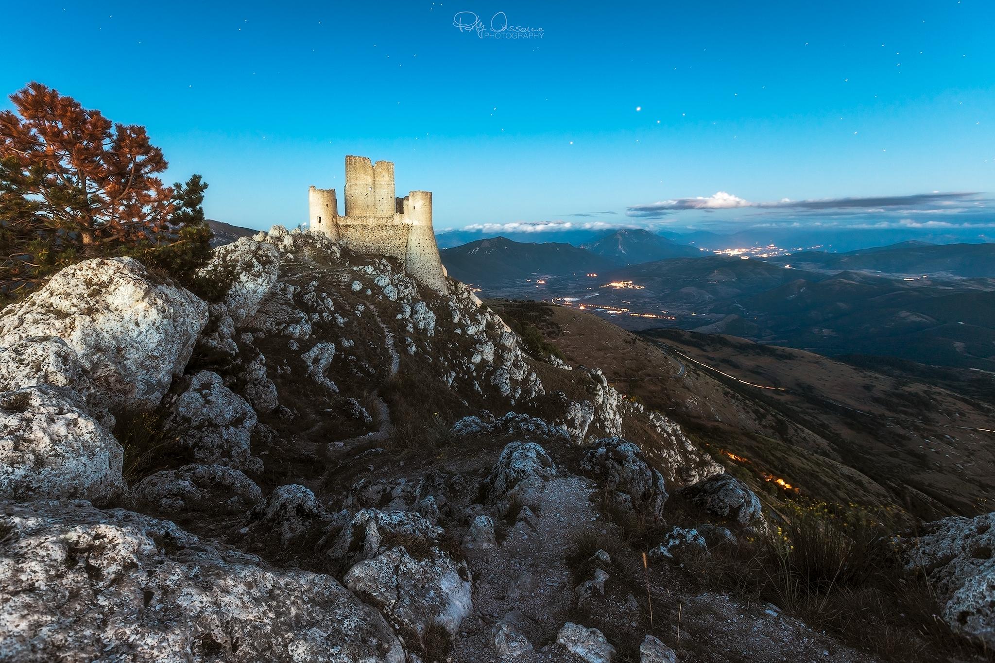 Rocca Calascio - Foto di Paky Cassano