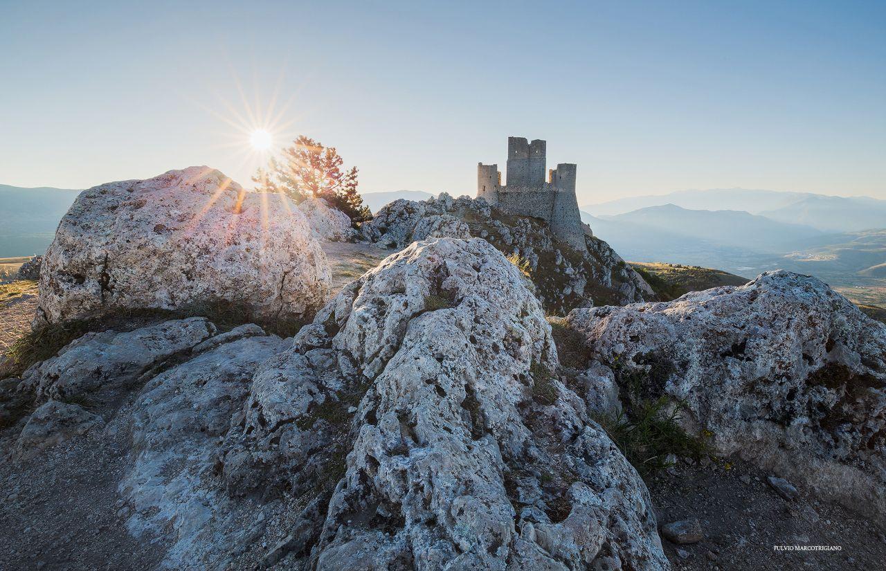 Rocca Calascio - Foto di Fulvio Marcotrigiano