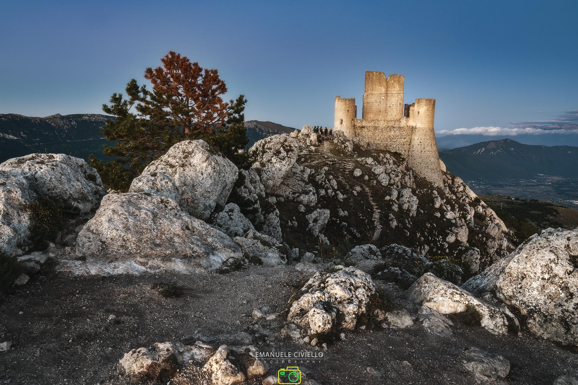 Rocca Calascio - Foto di Emanuele Civiello