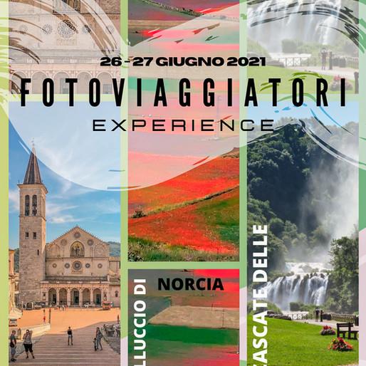 FOTOVIAGGIATORI EXPERIENCe 2021