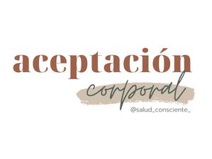 Aceptación Corporal