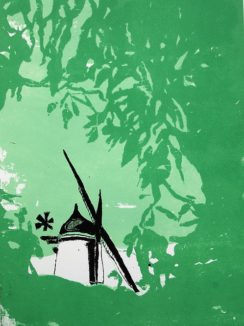 Windmill at Turville Studios