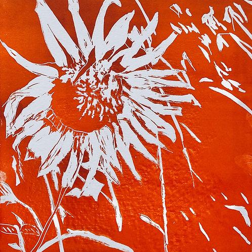 Sunflower I (orange)
