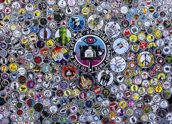 Parrainage 20 Stickers