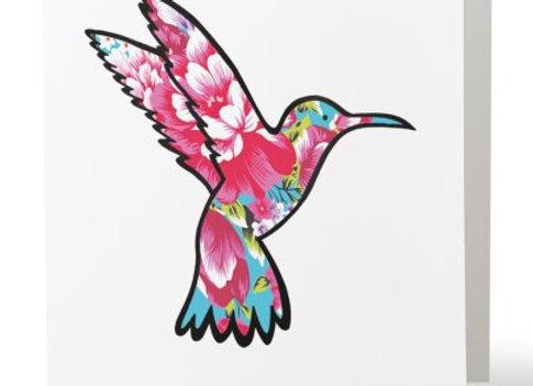Colibri Flower Power