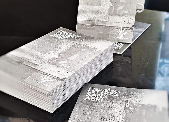 """Lettres Sans-Abri """"Le livre"""""""