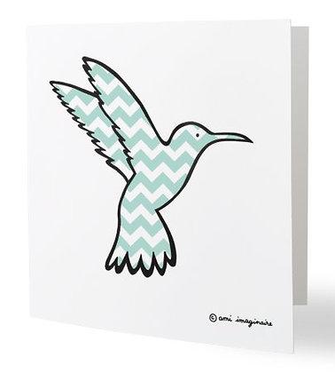 Colibri Peaceful