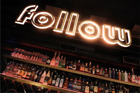bar Follow me