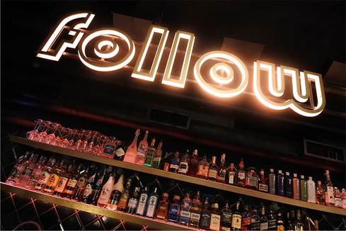 bar Follow me