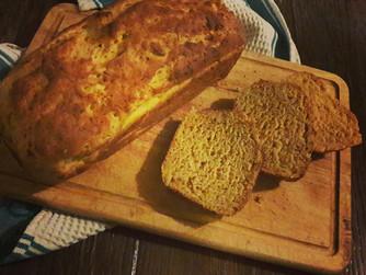 Зеленчуков хляб с лимец