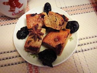 Бретански сладкиш с шепа захар