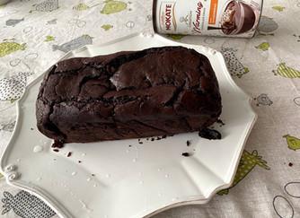 Най-страхотния сочен и вкусен шоколадов кекс с малини/вишни и квас