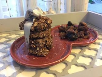 """Здравословни шоколадови бисквити """"Ива"""""""