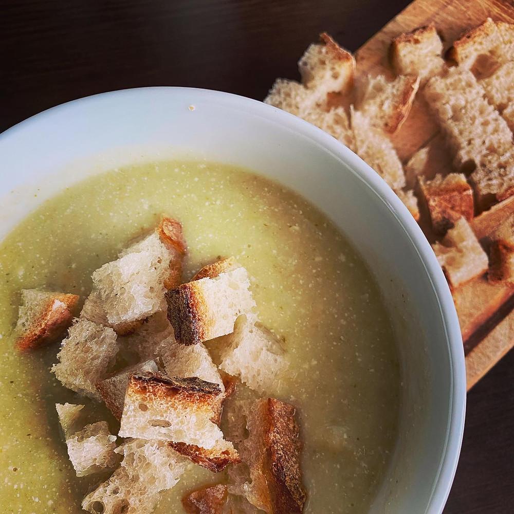 Frankenstein soup