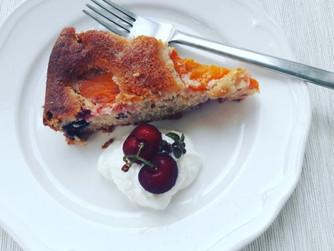 Бърза плодова торта/сладкиш