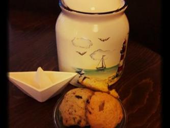 Любими бисквити с портокал и шоколад