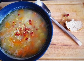Пилешка супа за душата